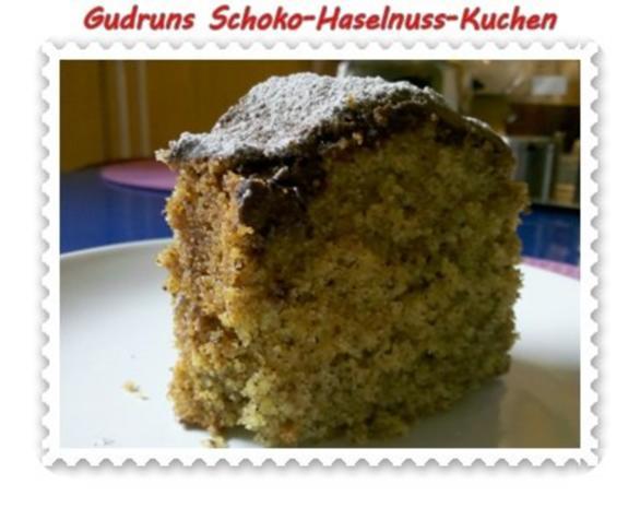 Kuchen Schoko Haselnuss Kuchen Rezept Kochbar De