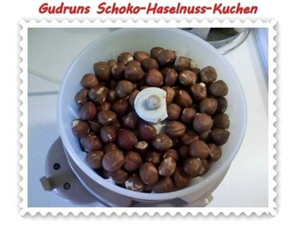 Kuchen: Schoko-Haselnuss-Kuchen - Rezept - Bild Nr. 4