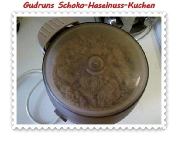 Kuchen: Schoko-Haselnuss-Kuchen - Rezept - Bild Nr. 5