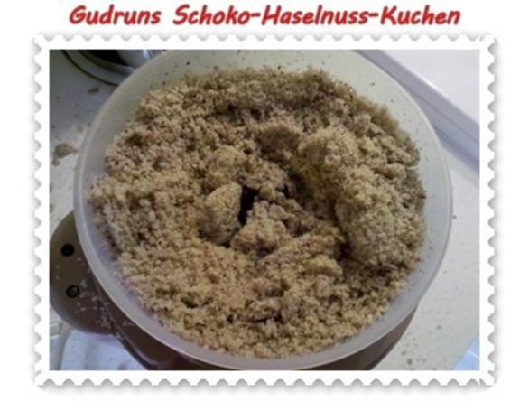 Kuchen: Schoko-Haselnuss-Kuchen - Rezept - Bild Nr. 6