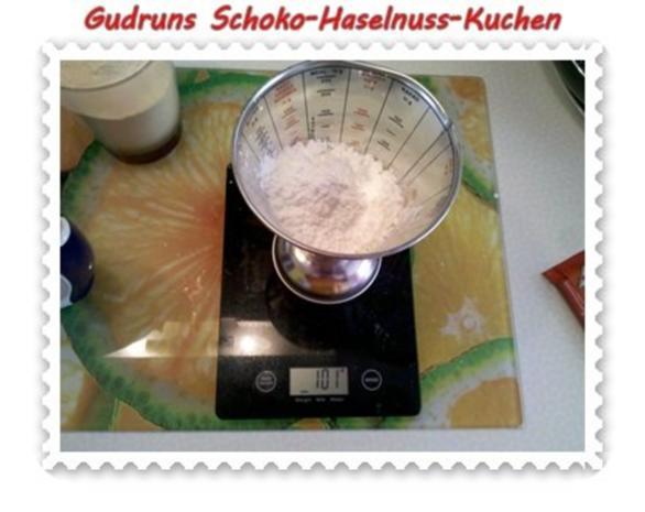Kuchen: Schoko-Haselnuss-Kuchen - Rezept - Bild Nr. 9