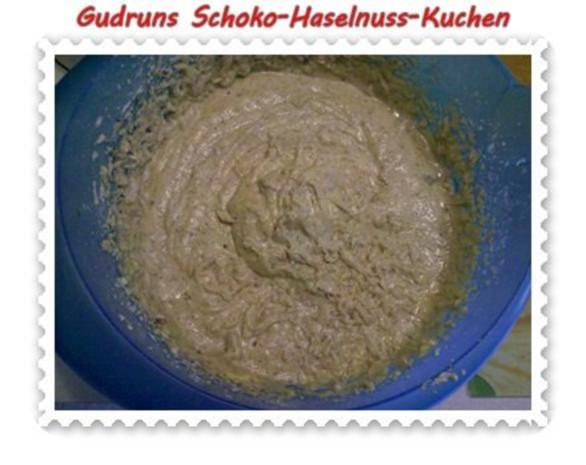 Kuchen: Schoko-Haselnuss-Kuchen - Rezept - Bild Nr. 11