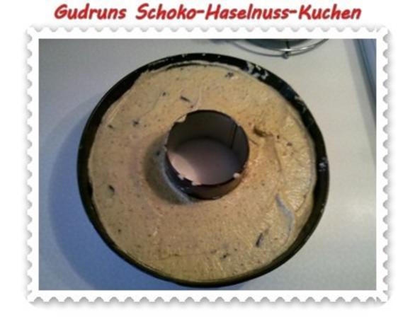 Kuchen: Schoko-Haselnuss-Kuchen - Rezept - Bild Nr. 12