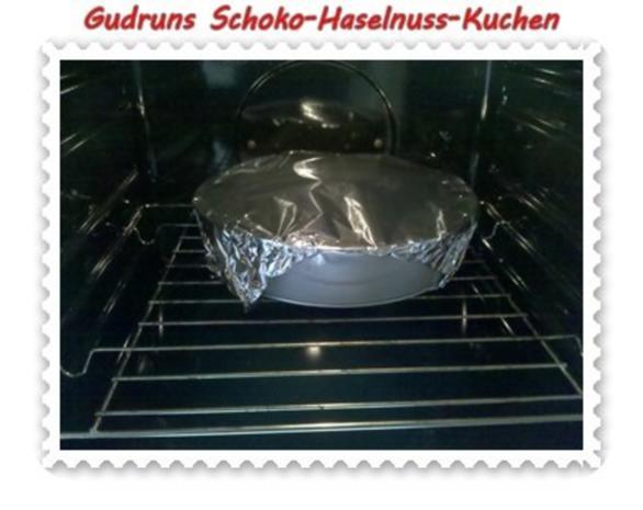 Kuchen: Schoko-Haselnuss-Kuchen - Rezept - Bild Nr. 13