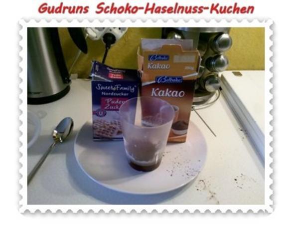 Kuchen: Schoko-Haselnuss-Kuchen - Rezept - Bild Nr. 14