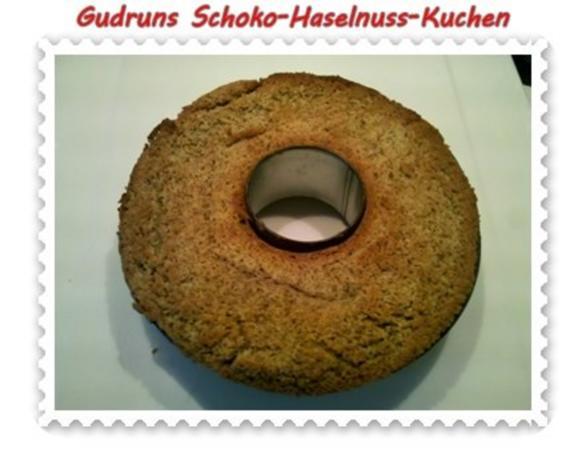 Kuchen: Schoko-Haselnuss-Kuchen - Rezept - Bild Nr. 15