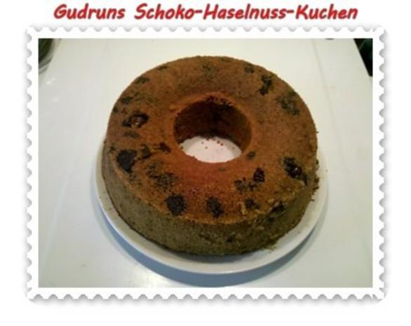 Kuchen: Schoko-Haselnuss-Kuchen - Rezept - Bild Nr. 16