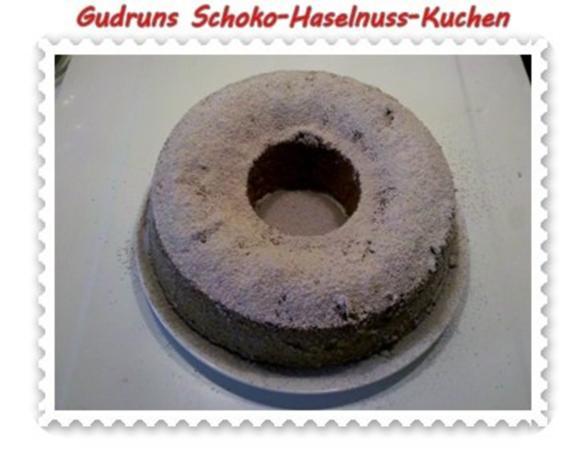Kuchen: Schoko-Haselnuss-Kuchen - Rezept - Bild Nr. 17
