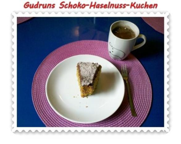Kuchen: Schoko-Haselnuss-Kuchen - Rezept - Bild Nr. 18