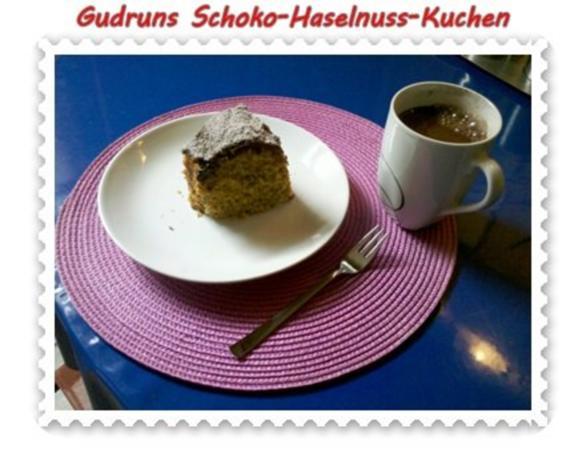 Kuchen: Schoko-Haselnuss-Kuchen - Rezept - Bild Nr. 19