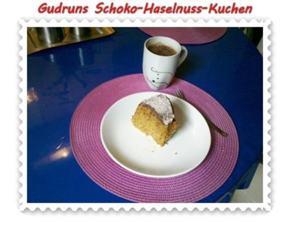 Kuchen: Schoko-Haselnuss-Kuchen - Rezept - Bild Nr. 20