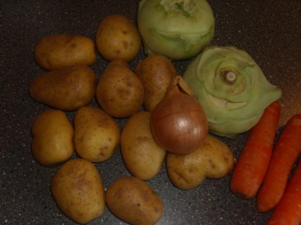 Kartoffel-Kohlrabisuppe - Rezept - Bild Nr. 2