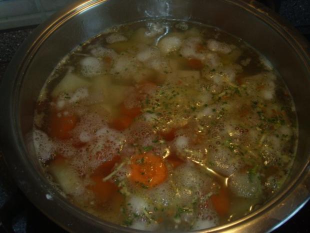 Kartoffel-Kohlrabisuppe - Rezept - Bild Nr. 3
