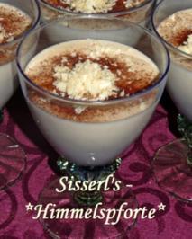 Sisserl's ~ *Himmelspforte* - Rezept