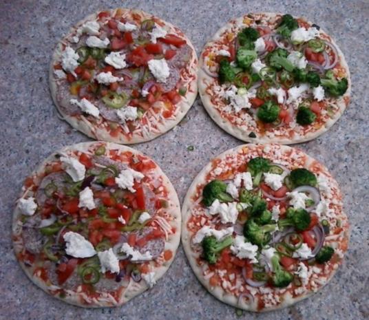 Pizza Hut  /  Pizzateig - Rezept - Bild Nr. 3