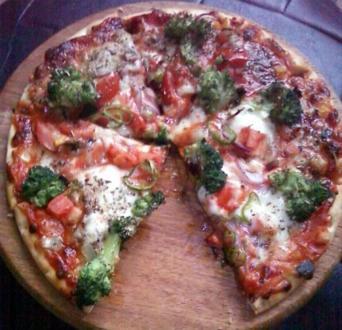Pizza Hut  /  Pizzateig - Rezept