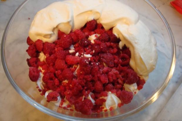 Dessert:  Rote Inge - Rezept