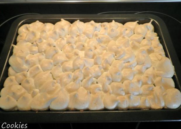 Baiser - Rhabarber - Kuchen ... - Rezept - Bild Nr. 3