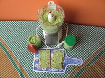Bärlauch mit Feta - Rezept