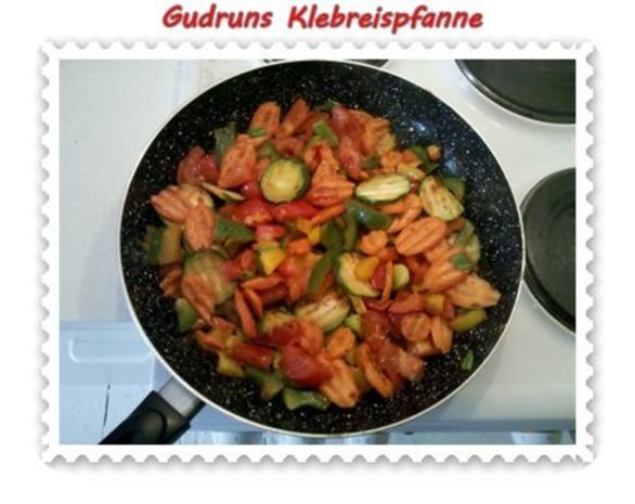Gemüse: Klebreispfanne mit Gemüse - Rezept - Bild Nr. 9