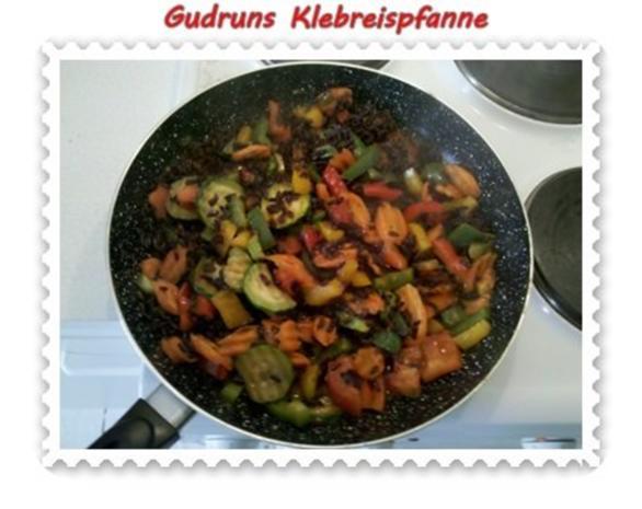 Gemüse: Klebreispfanne mit Gemüse - Rezept - Bild Nr. 11