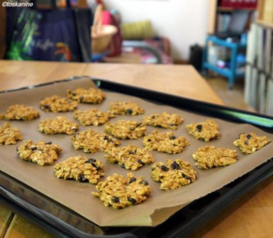 Peanutbutter Chocolate Cookies - Rezept - Bild Nr. 7