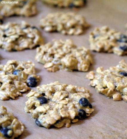 Peanutbutter Chocolate Cookies - Rezept - Bild Nr. 9