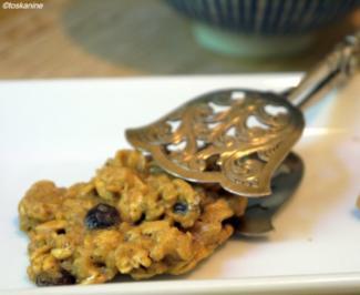 Peanutbutter Chocolate Cookies - Rezept