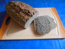 Brot: Brot saftig-knusprig und super schnell - Rezept