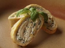 Foxys Snackbar: Tolle Rolle mit Bergkäse und leckerer Füllung - Rezept