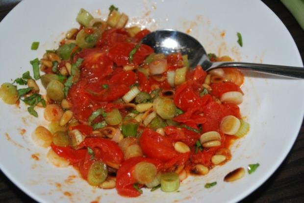 Warmer Röstkartoffel-Spargel-Salat - Rezept - Bild Nr. 4