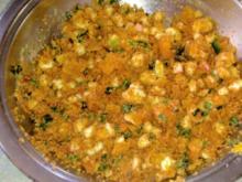 Cornflakes-Brösel - Rezept