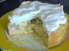 Mini-Rhabarber-Torte - Rezept