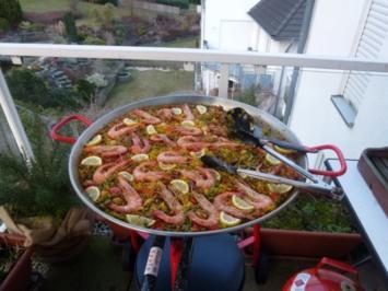 Rezept: Paella