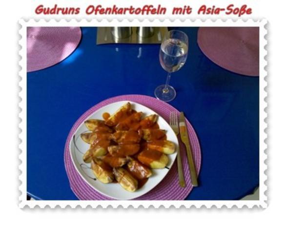 Kartoffeln: Ofenkartoffeln mit Asia-Soße - Rezept - Bild Nr. 10