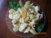 Salat: Spargel-Eiersalat - Rezept