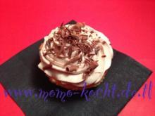 Zitronen-Blaubeer Cupcakes - Rezept