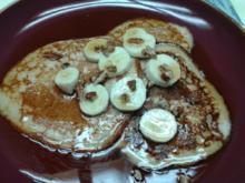 Pfannkuchen - Pancakes - Ohne Gluten - Rezept