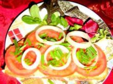 Pain à la Tomate (Tomaten Brot) - Rezept