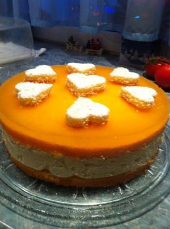 Marakuja Joghurt Torte - Rezept - Bild Nr. 2
