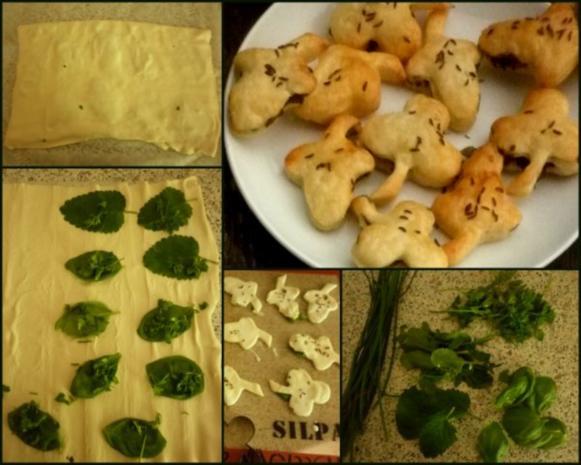 Grüne Suppe mit Knusperkräutern - Rezept - Bild Nr. 2
