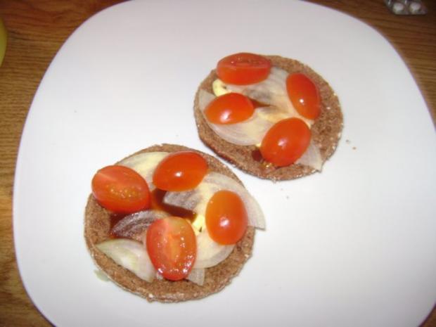 Dinkel Grünkern -  Burger - Rezept - Bild Nr. 4