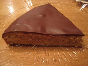 Torta alla cioccolata - Rezept