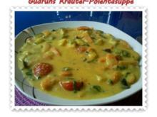 Suppe: Kräuter-Polentasuppe - Rezept