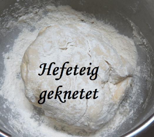 Sisserl's  ~ Pizzateig - Rezept - Bild Nr. 6