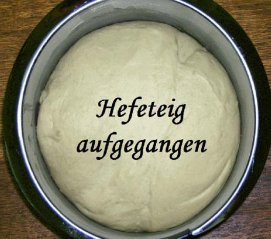 Sisserl's  ~ Pizzateig - Rezept - Bild Nr. 8