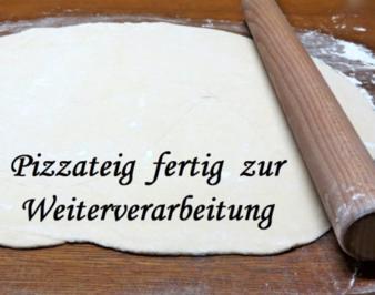 Sisserl's  ~ Pizzateig - Rezept