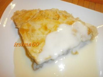 Rhabarber Pie - Rezept