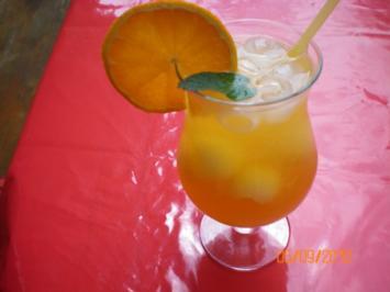 Rezept: Minibowle für eine Person