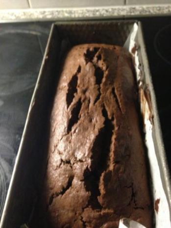 Bananen-Schokoladen Brot - Rezept - Bild Nr. 3